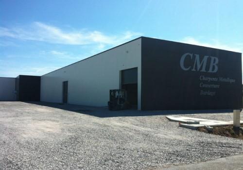 Atelier de fabrication CMB